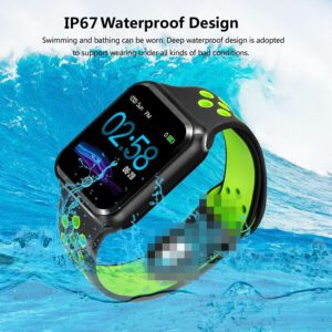 smart watches S226 watch IP67 Waterproof 30 meters waterproof 15 days long standby Heart rate Blood pressure Smartwatch PK P68