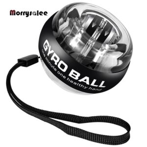 Self-Starting Powerball Wrist Power Hand Ball Muscle Relax Wrist Trainer Exercise Equipment Strengthener 120LBS