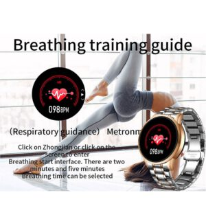 LIGE New Smart Watch Men Women Sport Multifunction Watch Heart Rate Waterproof Fitness Tracker For Android IOS Phone Smartwatch