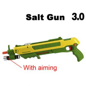 Salt &Pepper Bullets Fly Gun Blaster Airsoft For Bug Blow Gun Mosquito Model Toy Salt Gun Camera BagStrap Bag Wholesale