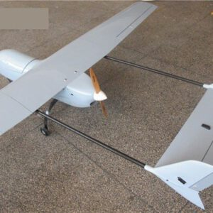 Mini Skyeye 2.6m UAV T tail platform carbon fiber Tail Suit Requirement 30-35cc engine RC Airplane Kit Plane