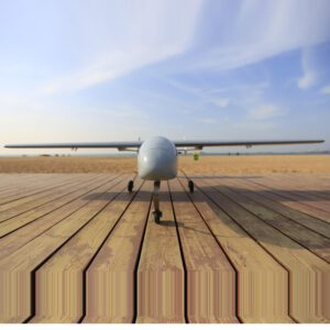 Mini Skyeye 2.6m UAV T tail platform carbon fiber Tail Suit Requirement 30-35cc engine RC Airplane Kit Plane