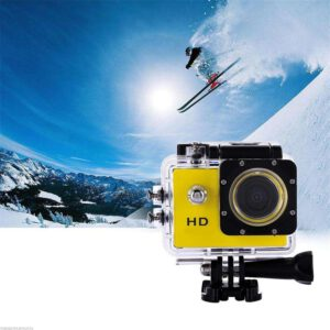 HD 1080P Waterproof Camera 2.0 Inch Camcorder Sports DV Go Car Cam Pro Helmet Action Camera Fast Delivery