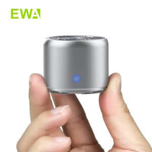 EWA A106Pro Wireless bafle Bluetooth Speaker Graphene double-stranded diaphragm Custom Bass Radiator IP67 waterproof Travel Case